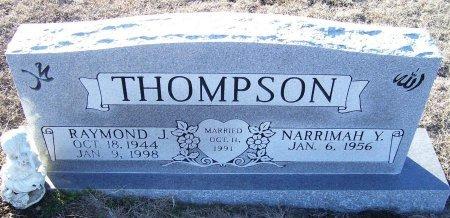 THOMPSON, RAYMOND J. - Cooke County, Texas   RAYMOND J. THOMPSON - Texas Gravestone Photos