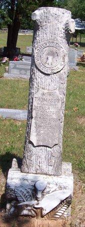 THOMPSON, WILLIAM MORRIS - Cooke County, Texas | WILLIAM MORRIS THOMPSON - Texas Gravestone Photos
