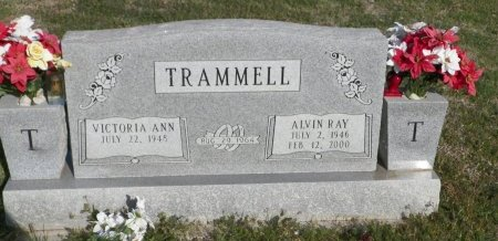TRAMMELL, ALVIN RAY - Cooke County, Texas   ALVIN RAY TRAMMELL - Texas Gravestone Photos