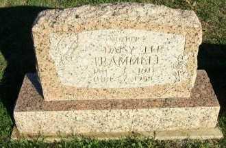 TRAMMELL, DAISY LEE - Cooke County, Texas | DAISY LEE TRAMMELL - Texas Gravestone Photos