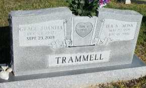 TRAMMELL, GRACE JUANITA - Cooke County, Texas | GRACE JUANITA TRAMMELL - Texas Gravestone Photos