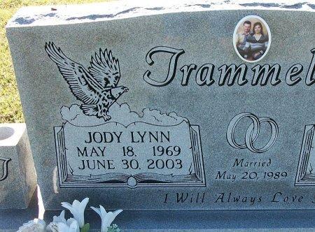 TRAMMELL, JODY LYNN - Cooke County, Texas | JODY LYNN TRAMMELL - Texas Gravestone Photos