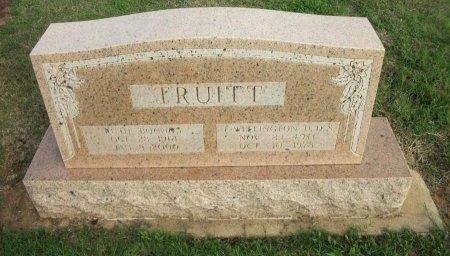 TRUITT, RUTH - Cooke County, Texas | RUTH TRUITT - Texas Gravestone Photos