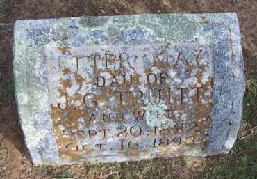 TRUITT, ETTER MAY - Cooke County, Texas | ETTER MAY TRUITT - Texas Gravestone Photos