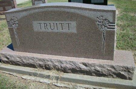 TRUITT, FAMILY STONE - Cooke County, Texas   FAMILY STONE TRUITT - Texas Gravestone Photos