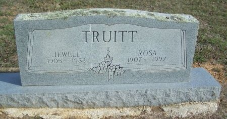TRUITT, ROSA LEE - Cooke County, Texas | ROSA LEE TRUITT - Texas Gravestone Photos