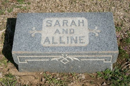 TRUITT, ALLINE - Cooke County, Texas | ALLINE TRUITT - Texas Gravestone Photos
