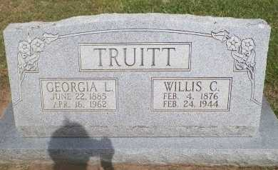 TRUITT, GEORGIA L. - Cooke County, Texas   GEORGIA L. TRUITT - Texas Gravestone Photos