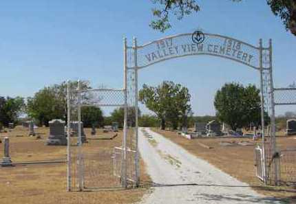 *ENTRANCE,  - Cooke County, Texas    *ENTRANCE - Texas Gravestone Photos