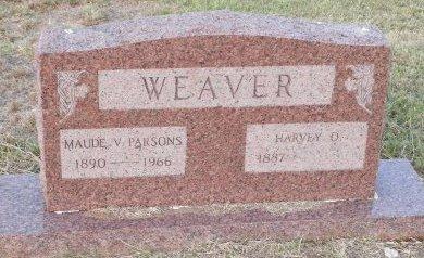WEAVER, HARVEY O. - Cooke County, Texas   HARVEY O. WEAVER - Texas Gravestone Photos