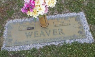 WEAVER, HAZEL A. - Cooke County, Texas | HAZEL A. WEAVER - Texas Gravestone Photos