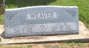 WEAVER, BERTHA NELL - Cooke County, Texas | BERTHA NELL WEAVER - Texas Gravestone Photos