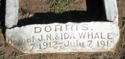 WHALEY, DORRIS - Cooke County, Texas   DORRIS WHALEY - Texas Gravestone Photos