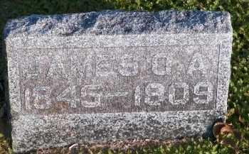 WHALEY, JAMES OSCAR ANDREW - Cooke County, Texas | JAMES OSCAR ANDREW WHALEY - Texas Gravestone Photos