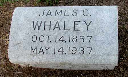 WHALEY, JAMES C. - Cooke County, Texas | JAMES C. WHALEY - Texas Gravestone Photos