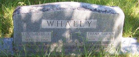 WHALEY, FRANK GLENN - Cooke County, Texas   FRANK GLENN WHALEY - Texas Gravestone Photos
