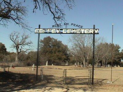 *CEMETERY ENTRANCE,  - Coryell County, Texas |  *CEMETERY ENTRANCE - Texas Gravestone Photos