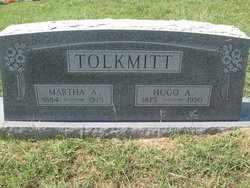 TOLKMITT, HUGO ROBERT - Coryell County, Texas | HUGO ROBERT TOLKMITT - Texas Gravestone Photos