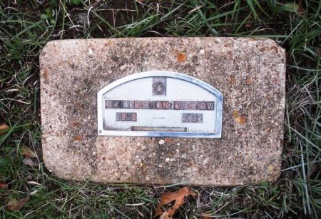 "TOW, RICHARD MONROE ""DICK"" - Coryell County, Texas   RICHARD MONROE ""DICK"" TOW - Texas Gravestone Photos"