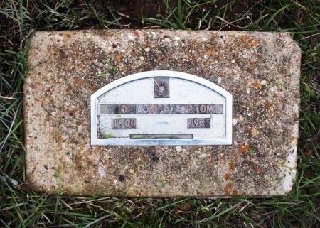 TOW, THOMAS PETE - Coryell County, Texas | THOMAS PETE TOW - Texas Gravestone Photos