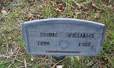 WILLIAMS, BIRDIE LEE - Coryell County, Texas | BIRDIE LEE WILLIAMS - Texas Gravestone Photos