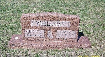 WILLIAMS, JERRY LYNN - Coryell County, Texas | JERRY LYNN WILLIAMS - Texas Gravestone Photos