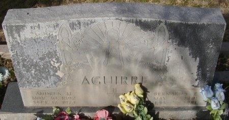 AGUIRRE, ANDRES HERNANDEZ - Crockett County, Texas | ANDRES HERNANDEZ AGUIRRE - Texas Gravestone Photos
