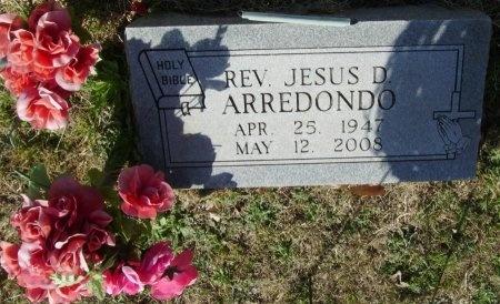 ARREDONDO, JESUS D. - Crockett County, Texas   JESUS D. ARREDONDO - Texas Gravestone Photos