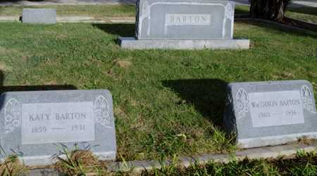 "BARTON BARTON, CATNERINE S ""KATY""  (OVERVIEW) - Crockett County, Texas 