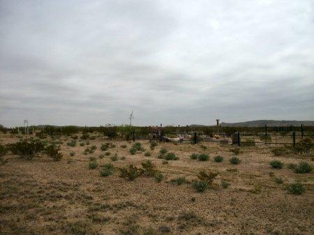 *KENT CEMETERY VIEW,  - Culberson County, Texas |  *KENT CEMETERY VIEW - Texas Gravestone Photos