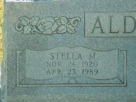 ALDERMAN, STELLA - Dallas County, Texas | STELLA ALDERMAN - Texas Gravestone Photos