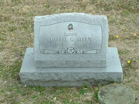 ALLEN, DARREL G. - Dallas County, Texas   DARREL G. ALLEN - Texas Gravestone Photos