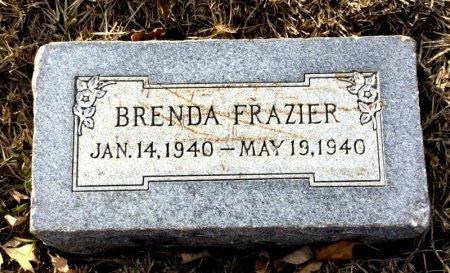 FRAZIER, BRENDA - Dallas County, Texas | BRENDA FRAZIER - Texas Gravestone Photos