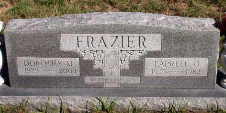 FRAZIER, LAPRELL O. - Dallas County, Texas | LAPRELL O. FRAZIER - Texas Gravestone Photos