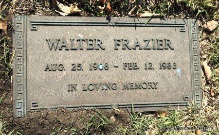 FRAZIER, WALTER - Dallas County, Texas   WALTER FRAZIER - Texas Gravestone Photos