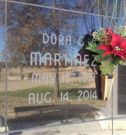MARTINEZ, DORA - Dallas County, Texas | DORA MARTINEZ - Texas Gravestone Photos