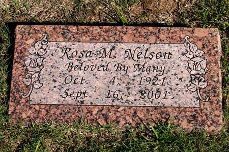 NELSON, ROSA M. - Dallas County, Texas   ROSA M. NELSON - Texas Gravestone Photos