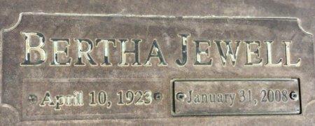 RANDALL, BERTHA JEWELL (CLOSEUP) - Dallas County, Texas | BERTHA JEWELL (CLOSEUP) RANDALL - Texas Gravestone Photos