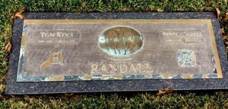 RANDALL, BERTHA JEWELL - Dallas County, Texas | BERTHA JEWELL RANDALL - Texas Gravestone Photos