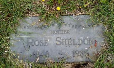 SHELDON, ROSE - Dallas County, Texas   ROSE SHELDON - Texas Gravestone Photos