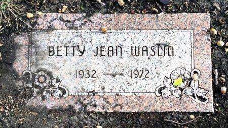 WATSON, BETTY JEAN - Dallas County, Texas | BETTY JEAN WATSON - Texas Gravestone Photos