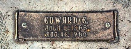 WATSON, EDWARD E. (CLOSE UP) - Dallas County, Texas | EDWARD E. (CLOSE UP) WATSON - Texas Gravestone Photos