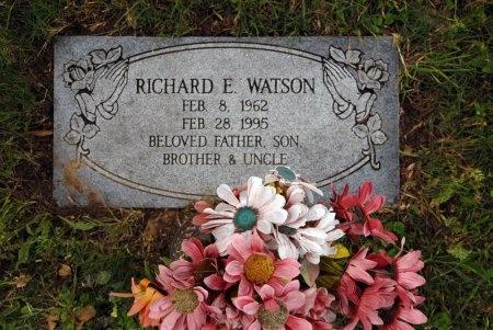 """WATSON, RICHARD E. """"RICK"""" - Dallas County, Texas   RICHARD E. """"RICK"""" WATSON - Texas Gravestone Photos"""