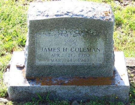 COLEMAN, JAMES H. - DeWitt County, Texas   JAMES H. COLEMAN - Texas Gravestone Photos