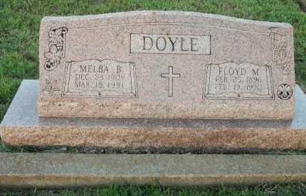 BUTTRILL DOYLE, FRANCES MELBA - Denton County, Texas | FRANCES MELBA BUTTRILL DOYLE - Texas Gravestone Photos