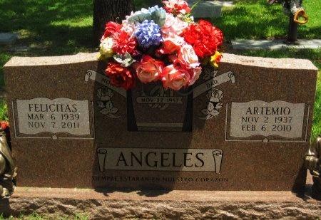 ANGELES, FELICITAS - Denton County, Texas   FELICITAS ANGELES - Texas Gravestone Photos