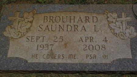 BROUHARD, SAUNDRA LOUISE - Denton County, Texas | SAUNDRA LOUISE BROUHARD - Texas Gravestone Photos