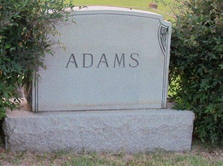 ADAMS, FAMILY STONE - Denton County, Texas | FAMILY STONE ADAMS - Texas Gravestone Photos