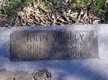BELL (VETERAN), JOHN WESLEY - Denton County, Texas | JOHN WESLEY BELL (VETERAN) - Texas Gravestone Photos