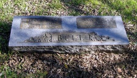 BELL, MINNIE OLA - Denton County, Texas | MINNIE OLA BELL - Texas Gravestone Photos